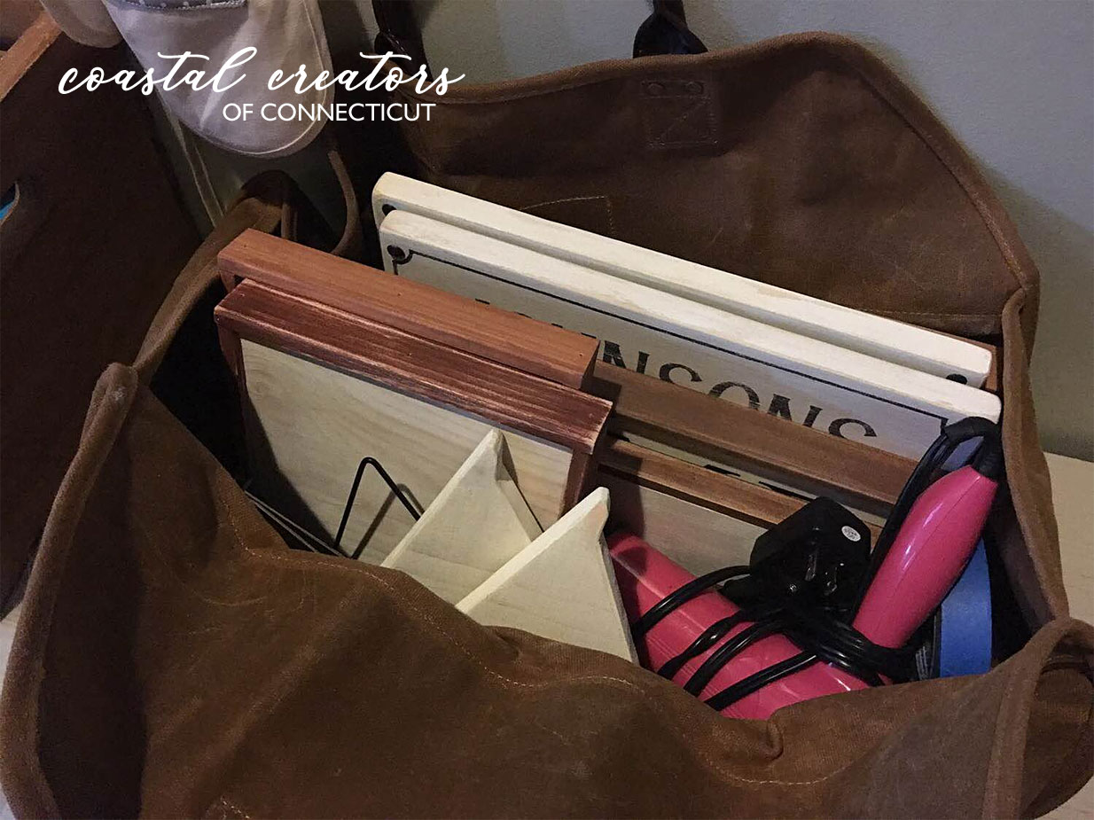 Paint Party Supplies and Sign Kit