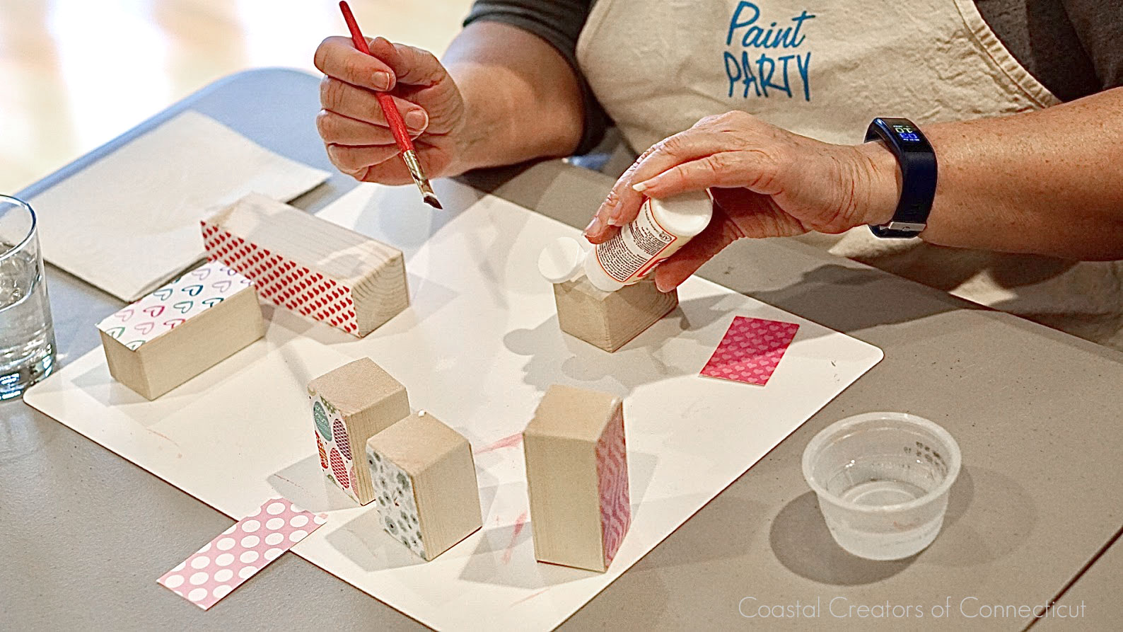 How to Make a Set of Reversible Wood Blocks