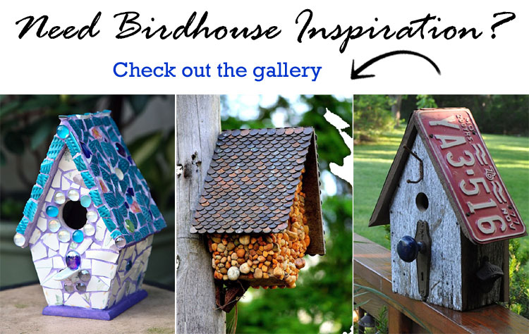 Birdhouse Decoration Ideas