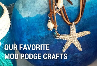 Our Favorite Mod Podge Craft Projects