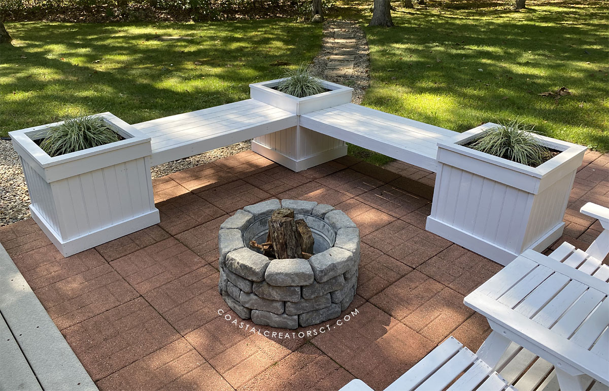 DIY Fire Pit in an Hour Project