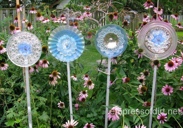 Glass Gardening Art Projects