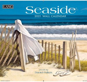 2021 Lang Seaside Wall Calendar