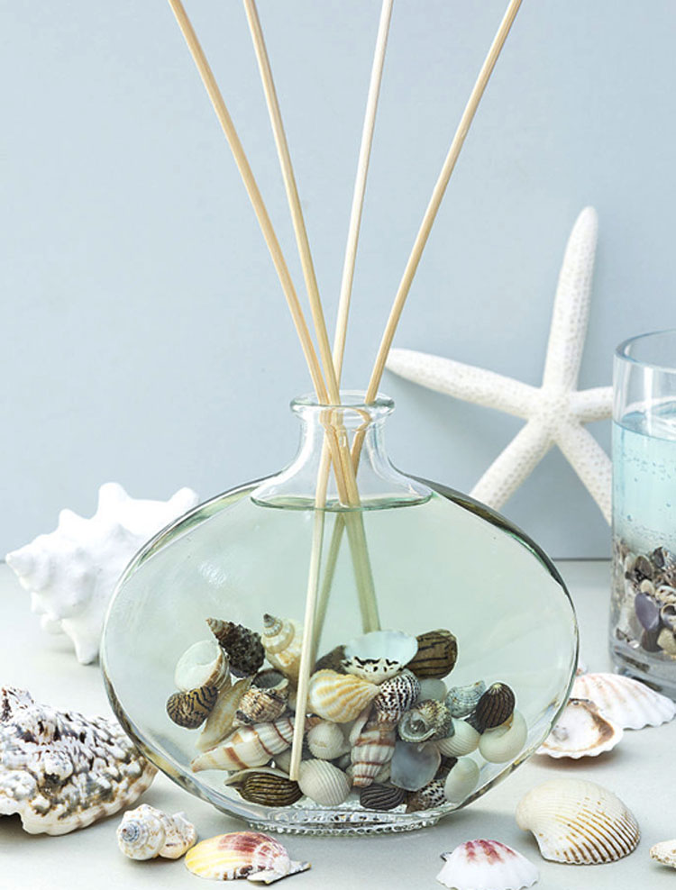 Beach Theme Reed Diffuser