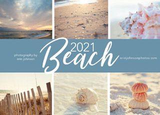 2021 Coastal Beach Wall Calendars